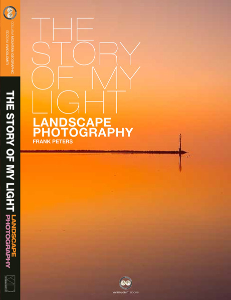 Stories behind my photos published in a book