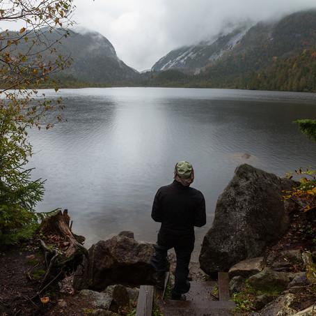 Lake Colden, High Peaks Wilderness, Adirondacks, USA