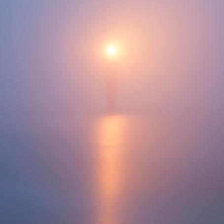 Candle in the Sea, Breskens, Zeeuws-Vlaanderen, The Netherlands