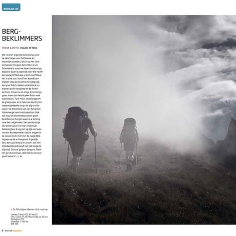 Odle, Dolomieten, Bergen Magazine