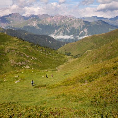 Col de Bielle, Pyrenees, France