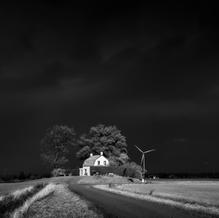 House on Mound, Zeeuws-Vlaanderen, Netherlands, 2020