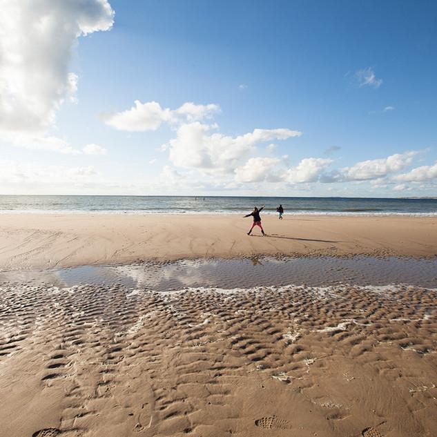 Strand, Groede, Zeeuws-Vlaanderen
