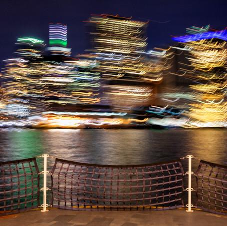 Skyline New York, Manhattan, USA