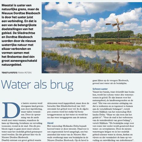 Nieuwe Dordtse Biesbosch II, Wandel Magazine