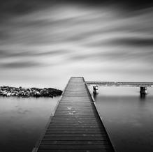 Jetty II, Veerse Meer, Zeeland, Netherlands, 2020