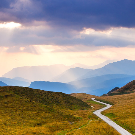 Light Curve, Parco Naturale di Paneveggio, Dolomites, Italy
