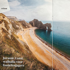 Jurassic Coast, Trouw Magazine
