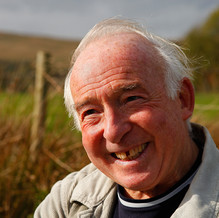 Happy Old Man, Mam Tor, Peak District, England