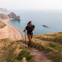 James Gale, Swyre Head and Durdle Door, Jurassic Coast, England