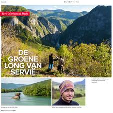 Servië, Tara National Park, Wandel Magazine