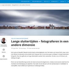 Fotograferen met Lange Sluitertijden, Fotoblogger