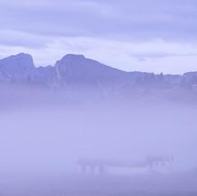 Shrouded in Mystery, Brendol, Bellunese Dolomites National Park, Italy