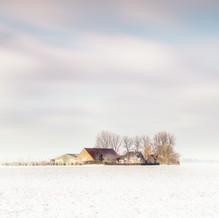 Winter Farm, Zeeuws-Vlaanderen, Netherlands, 2021