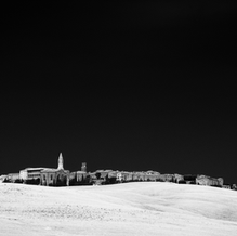 From Slide: City in the Waves, Pienza, Tuscany, Italy, 2003