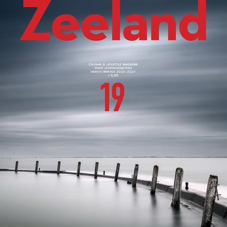 Cover, Zeeland Glossy Magazine