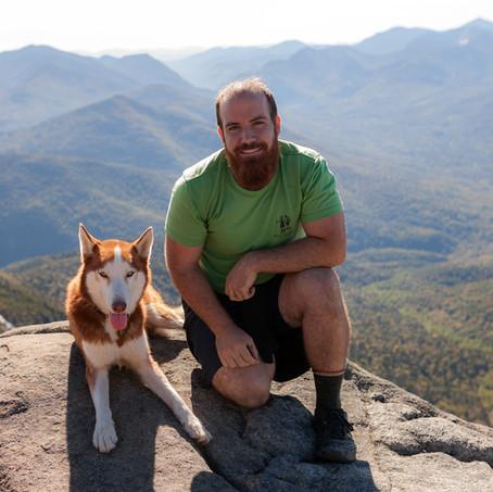 Matt del Polito, Giant Mountain, Adirondacks, USA