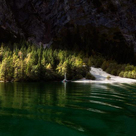 The Light, Achensee, Tyrol, Austria