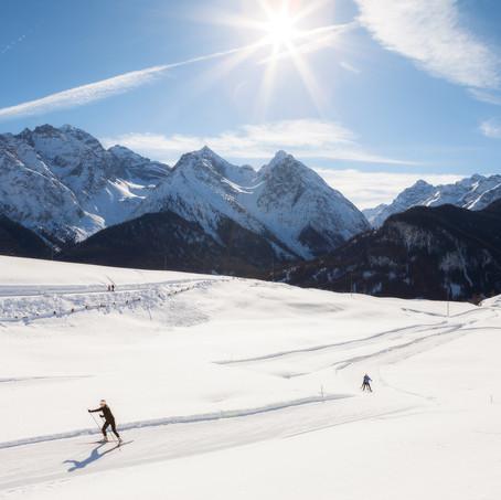 Løpe, Ftan, Unterengadin, Switzerland