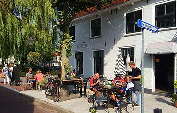 Terras Groede, Zeeuws-Vlaanderen, Nederland