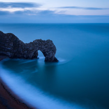 Early Morning, Durdle Door, Jurassic Coast, England