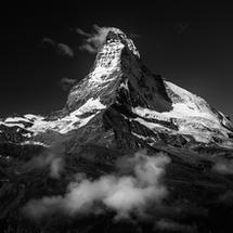 Mountains, B&W, 2012 - 2016
