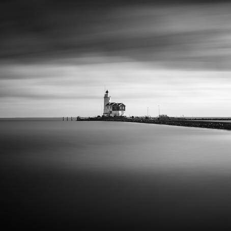 Icon, Lighthouse Marken, Noord-Holland, Netherlands, 2019