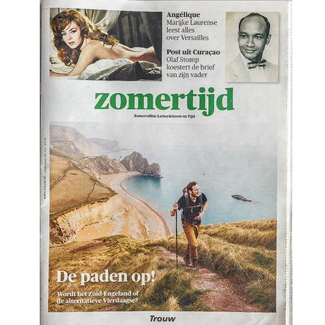 Voorpagina, Trouw Magazine