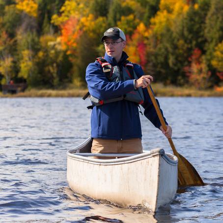 Nick Corcoran, Raquette River, Adirondacks, USA