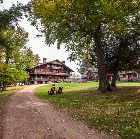 Sagamore Great Camp, Adirondacks, NY, USA