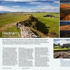 Hadrian's Wall, Wandel Magazine