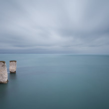 Long Exposure, Old Harry Rocks, Jurassic Coast, England