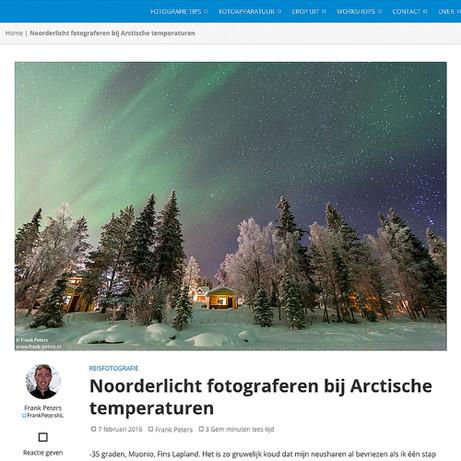 Noorderlicht Fotograferen, Fotoblogger