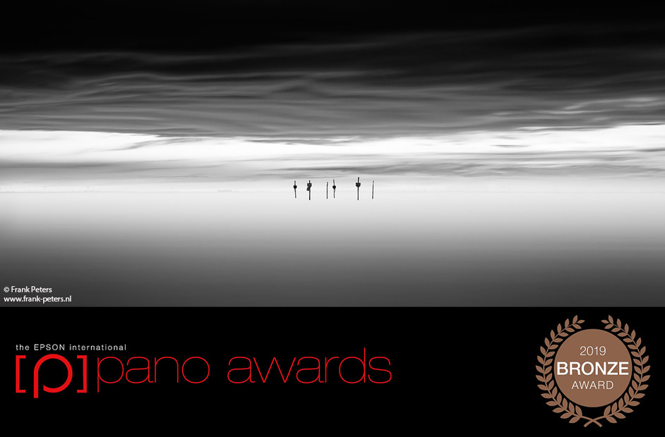Bronze in prestigious Pano Awards
