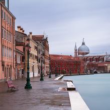 Smooth Giudecca, Venice, Italy