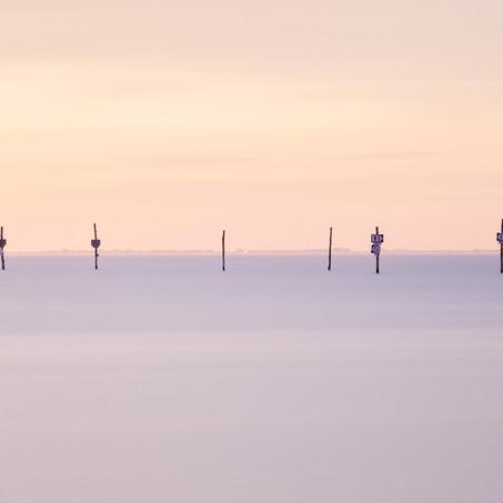 Poles, Oesterdam, Zeeland, Netherlands, 2018