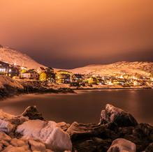 Arctic Skyline, Honningsvag, Finnmark, Norway