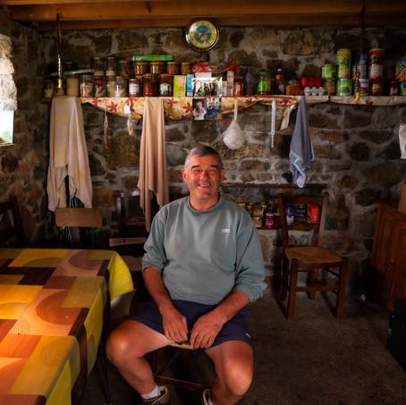 Philippe Capdaspe, Cabanne, Pyrenees, Franceg