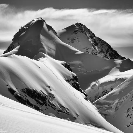 Sugar Mountains, Castor and Pollux, Wallis, Switzerland, 2014