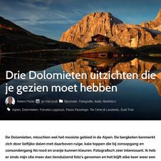 Dolomites, Reishonger