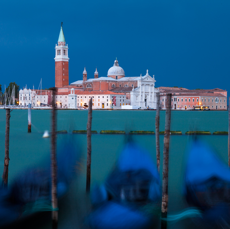 Before the Storm, Venice, Italy
