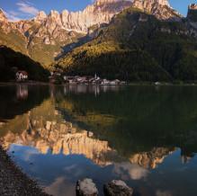 Skyline Alleghe, Dolomites, Italy