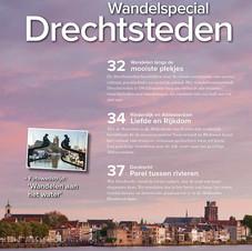 Wandelspecial Drechtsteden, Wandel Magazine