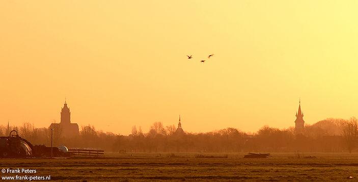Schoonhoven bij zonsopgang.jpg