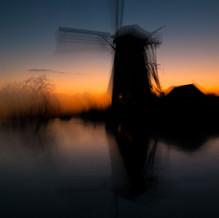 Dark Horse, Kinderdijk, Zuid-Holland, The Netherlands