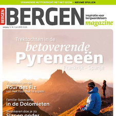 Cover Bergen Magazine, Pyrenees