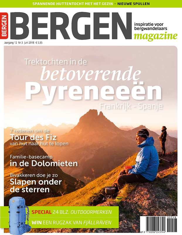 Cover photo on front page Bergen Magazine