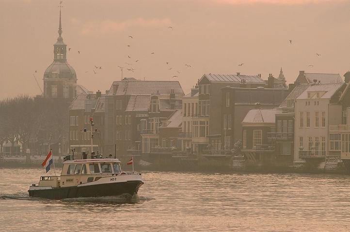 Groothoofd, Dordrecht, Skyline, Venetië