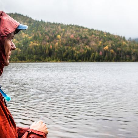 Jonathan Vandevoorde, Avalanche Lake, High Peaks, Adirondacks, USA