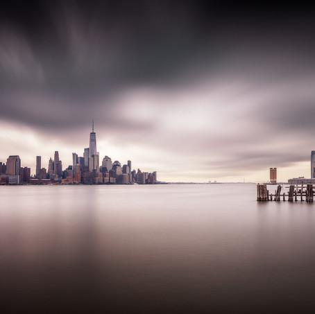 Skyline New York, Manhattan and New Jersey, USA